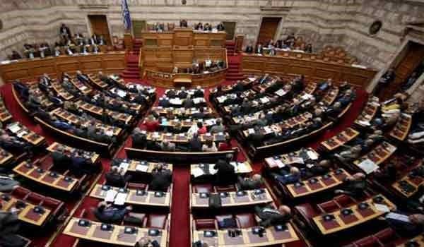 Δείτε  LIVE  από την Βουλή την τρίτη ημέρα συζήτησης και ψηφοφορίας της συμφωνίας των Πρεσπών