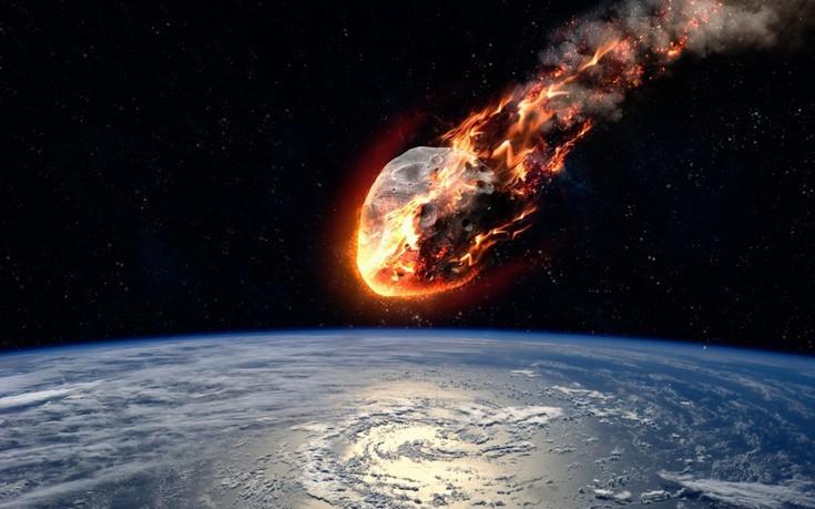 Αστεροειδής πέρασε ξυστά από τη Γη και η NASA δεν το πήρε χαμπάρι