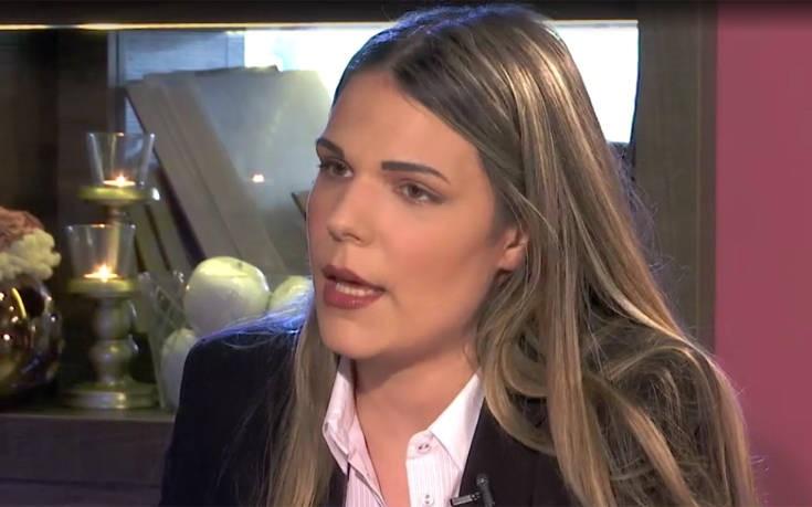 Στην Ελλάδα η Ειρήνη Μελισσαροπούλου: Είχα πει από την αρχή πως ήμουν αθώα