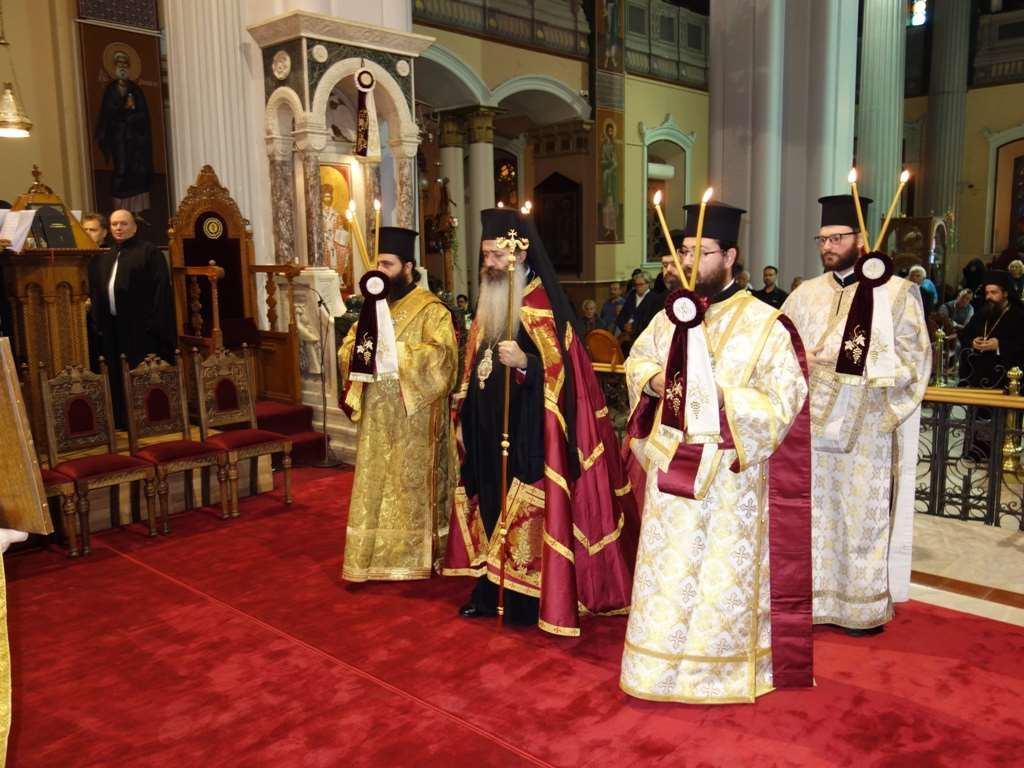 Χειροτονήθηκε ο νέος Επίσκοπος Κνωσού